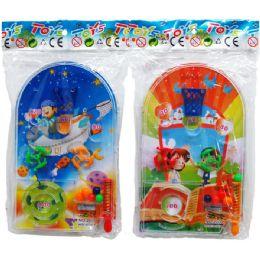 192 Units of MINI PINBALL GAME - Magic & Joke Toys