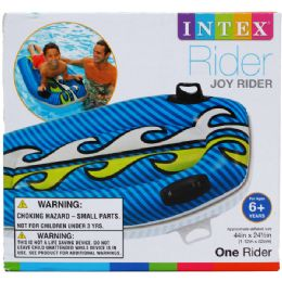 12 Units of JOY RIDER AGE WITH HANDLES IN COLOR BOX - Summer Toys