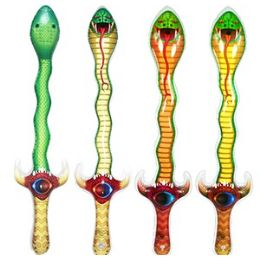 96 Units of Inflatable Snake Swords. - Inflatables