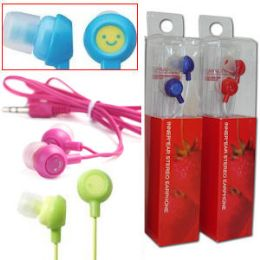 100 Units of Digital Stereo Earbuds. - Headphones and Earbuds