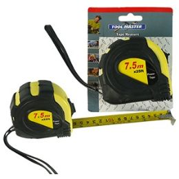 48 Units of 25 FOOT STEEL TAPE MEASURES - Measuring Cups and Spoons