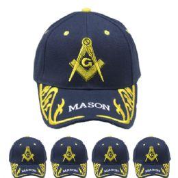 24 Units of Baseball Cap Mason - Baseball Caps & Snap Backs