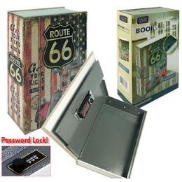 8 Units of Digial Password Book Safes. - Home Accessories