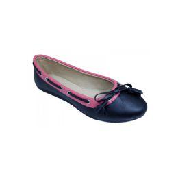 18 Units of Womans Fashion Flats Shoes Black - Women's Flats