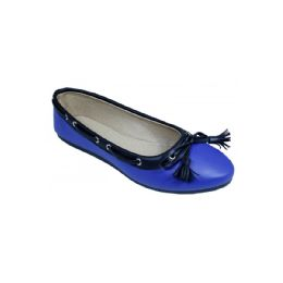 18 Units of Womans Fashion Flats SHOES Navy