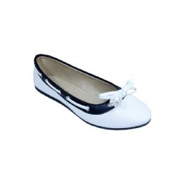 18 Units of Womans Fashion Flats Shoes White - Women's Flats