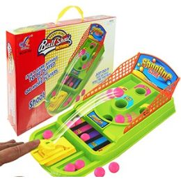 24 Units of Table Top Skeet Ball Games. - Dominoes & Chess