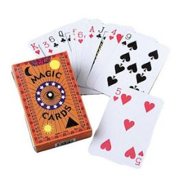 72 Units of Magic Playing Cards - Card Games