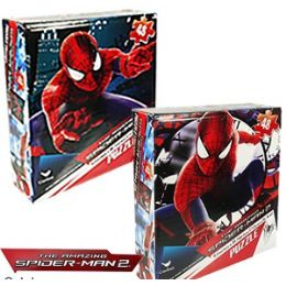 36 Units of SPIDERMAN 2 JIGSAW PUZZLES. - Puzzles
