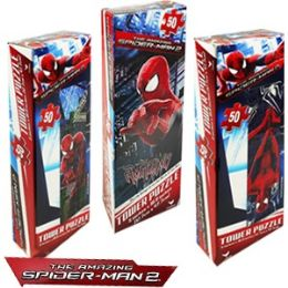 36 Units of Spiderman 2 Tower Jigsaw Puzzles. - Puzzles