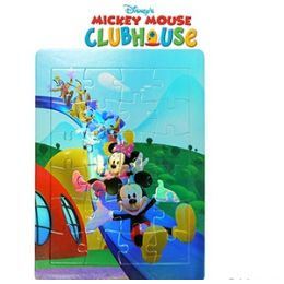 36 Units of DISNEY'S MICKEY'S CLUBHOUSE FOIL PUZZLES - Puzzles
