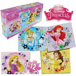 24 Units of Disney's Princess Puzzles - - Puzzles