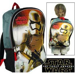 "16 Units of STAR WARS BACKPACKS. - Backpacks 16"""