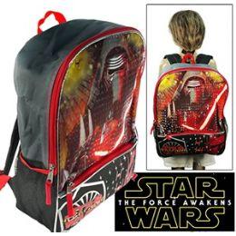 "16 Units of STAR WARS LARGE CARGO BACKPACKS - Backpacks 16"""