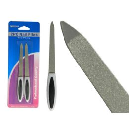 """288 Units of Nail Files 2pc 6""""l - Personal Care Items"""