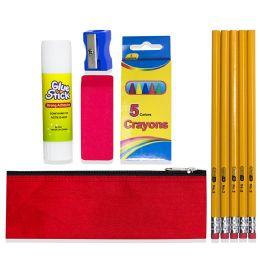 48 Units of BASIC SCHOOL SUPPLY KIT - School Supply Kits