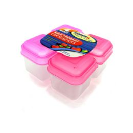 72 Units of Miniature Storage Containers - Storage Holders and Organizers