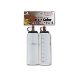 72 Units of Hair Color Applicator Bottles - Hair Products
