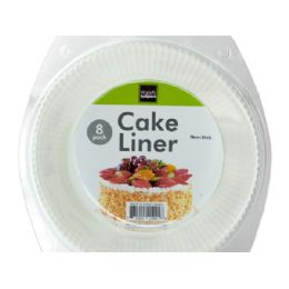 36 Units of NoN-Stick Cake Liners - Baking Supplies