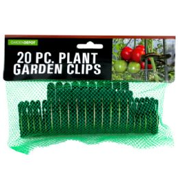 36 Units of Garden Plant Clips - Garden Tools