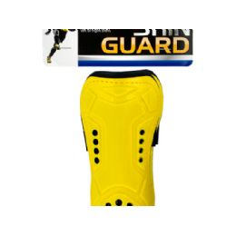24 Units of Protective Contoured Shin Guards - Workout Gear