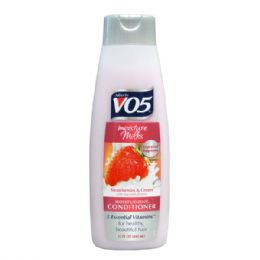 96 Units of Vo5 Conditioner Strawberry & Cream 15oz - Shampoo & Conditioner