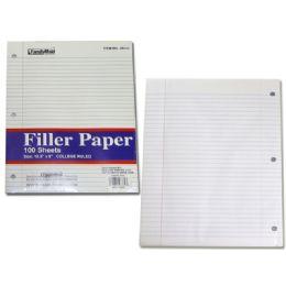"48 Units of Filler Paper 10.5""X8"" - Paper"