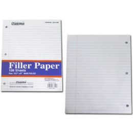 "48 Units of Filler Paper 10.5""X8"" 100shwide - Paper"