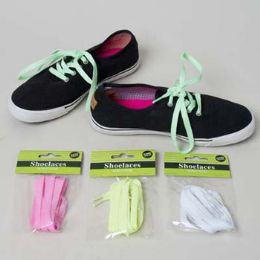 48 Units of 43in Glow In The Dark Shoelace - Footwear Accessories
