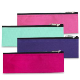 96 Units of PENCIL POUCH - GIRLS - Pencil Boxes & Pouches