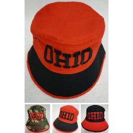 24 Units of Bucket Hat [OHIO] - Bucket Hats