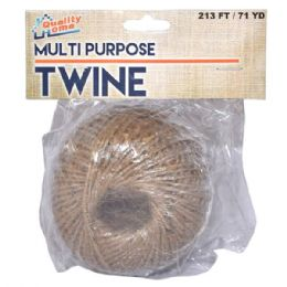 48 Units of Mutli Purpose Twine - Rope and Twine