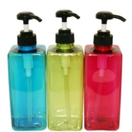 72 Units of Dispenser Bottle - Bathroom Accessories