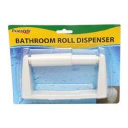 96 Units of Plastic Toilet Paper Holder - Toilet Paper Holders