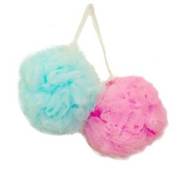 80 Units of Jumbo Shower Scrubber/ Loofah - Bath And Body