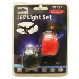 48 Units of Silicon Led Light Set - Biking