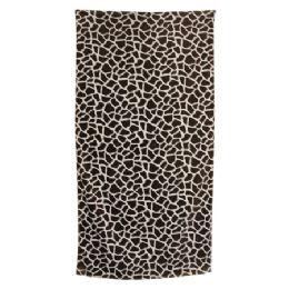24 Units of Animal Print Beach Towel - Giraffe - Beach Towels