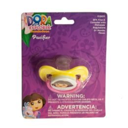 72 Units of Dora the Explorer Pacifier - Baby Accessories