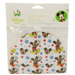 72 Units of Baby Mickey Hat - Baby Accessories