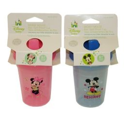72 Units of Spill Proof Cup- 8 oz - Baby Accessories