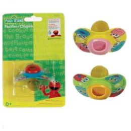 72 Units of Elmo Baby Pacifier - Baby Accessories