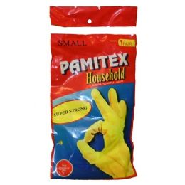 144 Units of Pamitex Gloves Bag Small - Cleaning Products