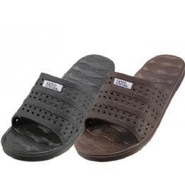 36 Units of Women's Soft Rubber Slide Sandals - Women's Slippers