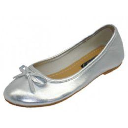 18 Units of Girls' Ballerina Flat Shoe - Women's Flats