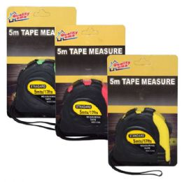 48 Units of Measure Tape 5m - Tape Measures and Measuring Tools