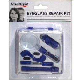 48 Units of Eyeglass Repair Kit - Eyeglass & Sunglass Cases