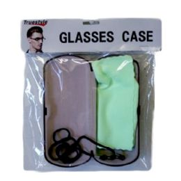 48 Units of 3 PC GLASSES CASE SET - Eyeglass & Sunglass Cases