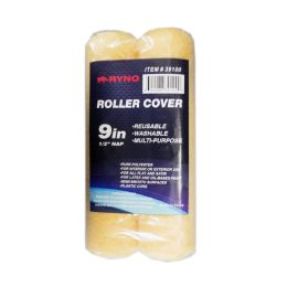 96 Units of 2PC 9 IN PAINT COVERS - Paint and Supplies