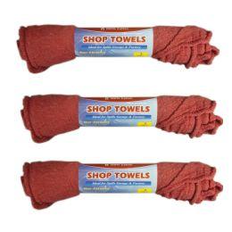 120 Units of 3pc Shop Towels - Hardware Shop Equipment