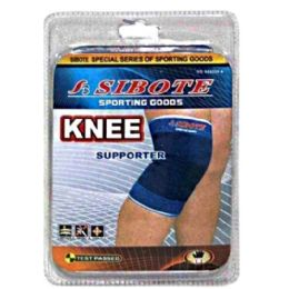 144 Units of Knee Supports One Size Fit All - Personal Care Items